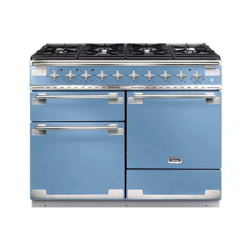 cuisini re falcon elise 110 bleu de chine els110dfca eu. Black Bedroom Furniture Sets. Home Design Ideas