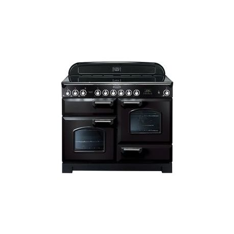 cuisini re falcon classic deluxe 110 induction noire. Black Bedroom Furniture Sets. Home Design Ideas