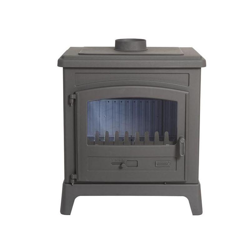 godin le fonteval poele bois 10 kw 389143 pas cher. Black Bedroom Furniture Sets. Home Design Ideas